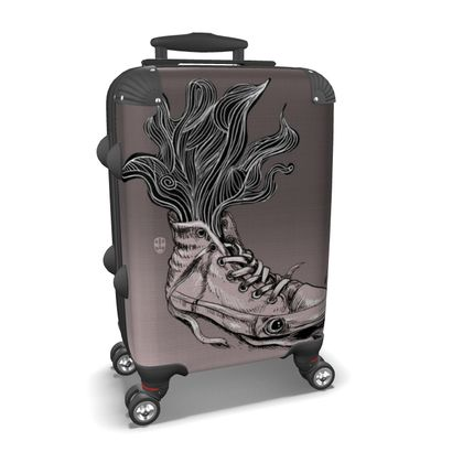 Tired Sneaker Suitcase