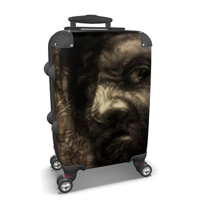 Stop Staring Suitcase