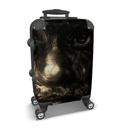 Have Faith Suitcase