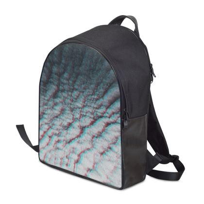 "Backpack ""Clouds in Aspic"""