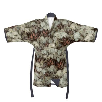 Just Flowers Kimono