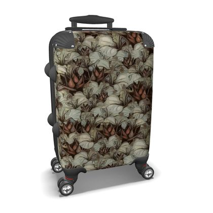 Just Flowers Suitcase