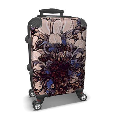 Petals Suitcase