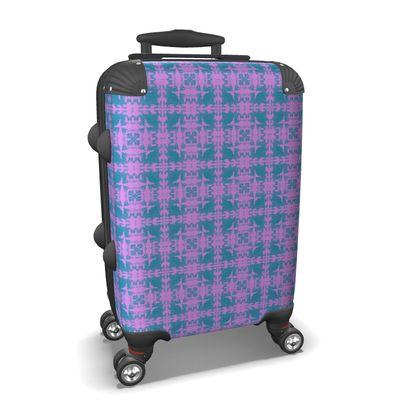 Ddraig Gudd / Hidden Dragon Suitcase