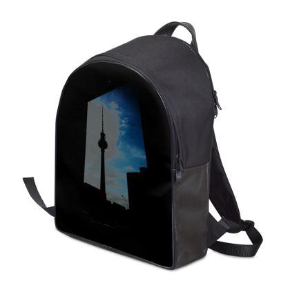 """Backpack """"framed"""""""