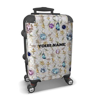 YOUR NAME Standard Handgepäck Koffer Hartschale max. Cabin Size ninibi