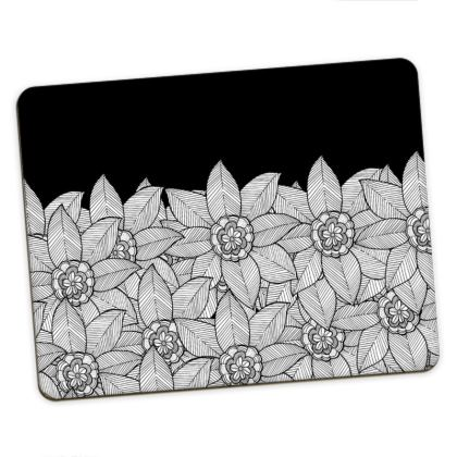 Placemats - A flower field