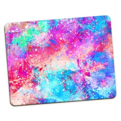 Placemats - Cosmic colours