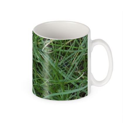 Grass Ceramic Mug