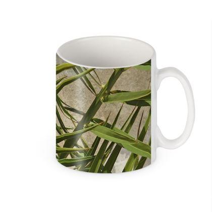 Palm Ceramic Mug