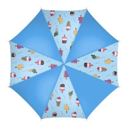 Ice Cream Umbrellas