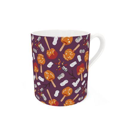 Candy Apples and Marshmallows [DUSK PURPLE] Coffee Mug