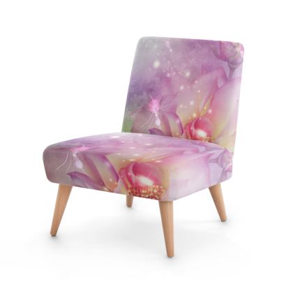 The magical flowers Occasional Chair
