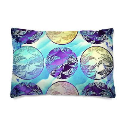 Pillow case, Japanese Breeze