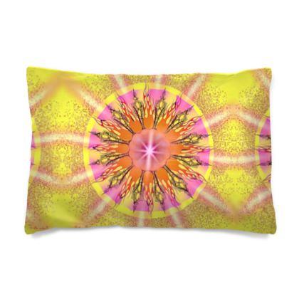 Pillow case, Sundance Mandala