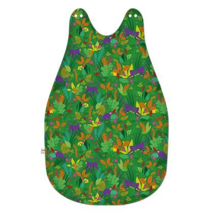 Jungle Fun Baby Sleeping Bag