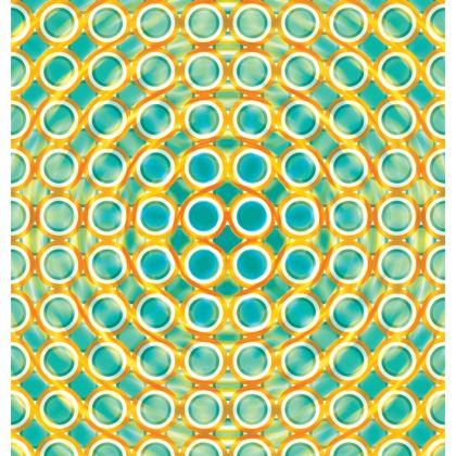 Espadrilles Psychedelic Pattern
