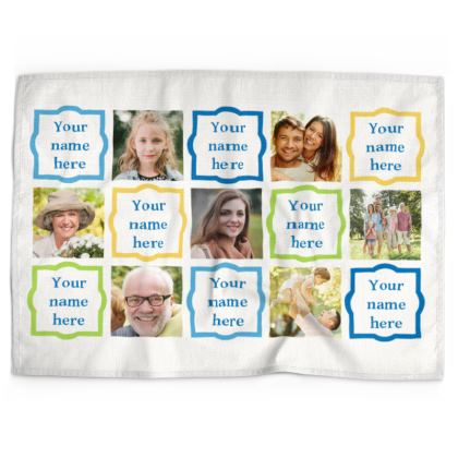 Memory Tea Towels