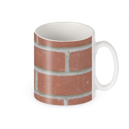 Brick Ceramic Mug