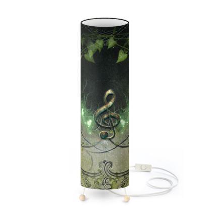 Decorative clef Standing Lamp