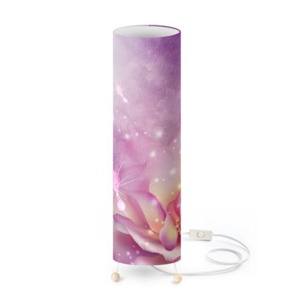 Soft flowers with light effects Standing Lamp