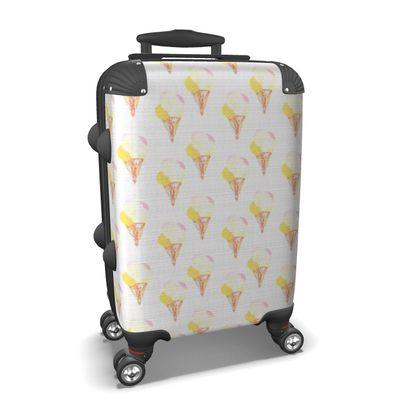 Graffiti Gelato Suitcase