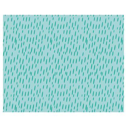 Raining Opportunities Kimono in Blue