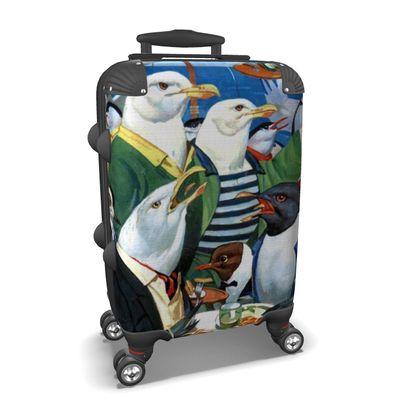 Chip Ahoy Suitcase