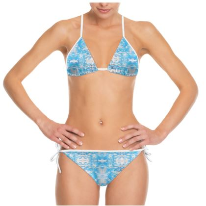 Blue Woods Bikini