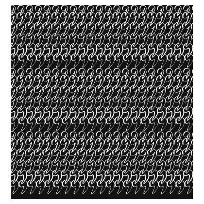 No Comment Black Ladies T Shirt