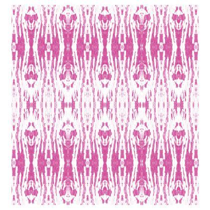 Mysterious Skeletons Ladies T Shirt in Pink