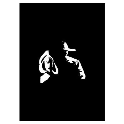 Mike A C.C. Dark Shadows T Shirt
