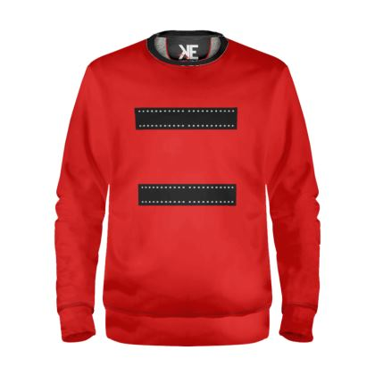 BlackMobb Entertainment Ready Red Sweatshirt