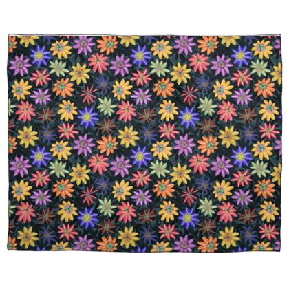Pattern #77 - Passion Flowers