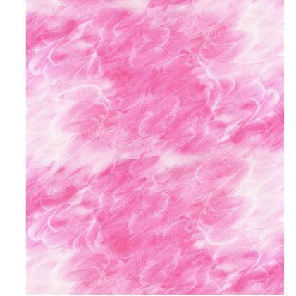 Rosy Cheeks Ladies Bomber Jacket in Petal Pink