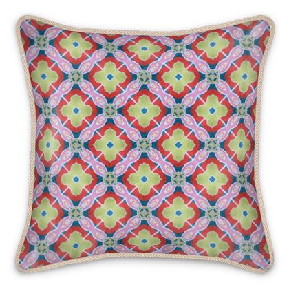 "Silk Cushion ""Ramatuelle"""