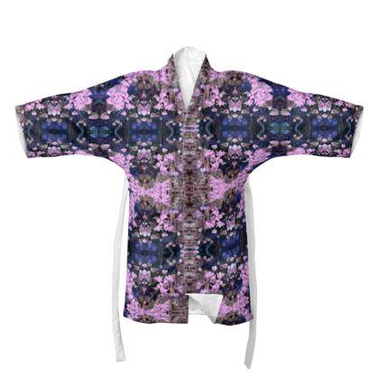 Pink Drop Kimono