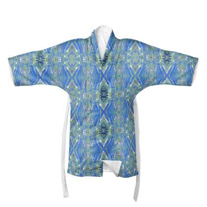 Geometric Gaudi Kimono