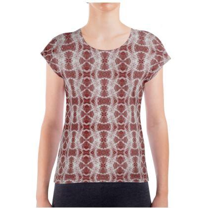 Red Gaudi T-shirt