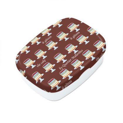 """Lunch Box """"Le Gâteau"""""""