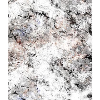 Skater Dress - marble rocks
