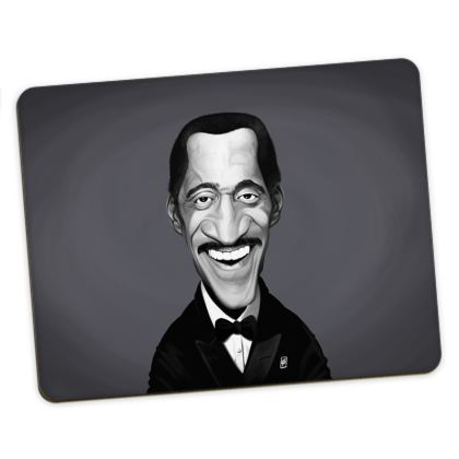 Sammy Davis Jnr Celebrity Caricature Placemats