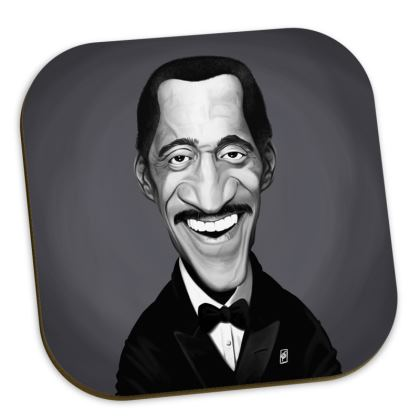 Sammy Davis Jnr Celebrity Caricature Coasters