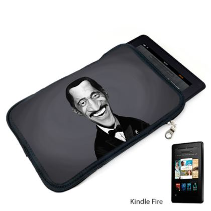 Sammy Davis Jnr Celebrity Caricature Kindle Case