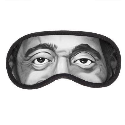 Sammy Davis Jnr Celebrity Caricature Eye Mask