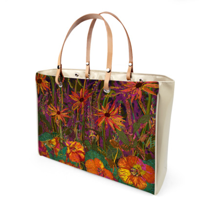 Autumn Flowers Handbag