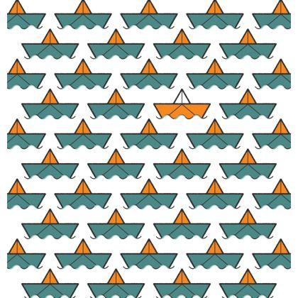 Espadrilles The Yellow Boat Pattern