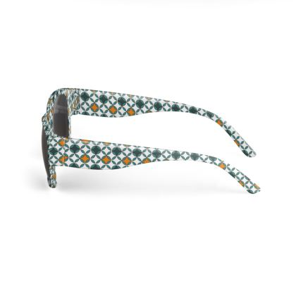 Sunglasses Interstellar Pattern