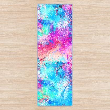 Yoga Mat - Cosmic Colours