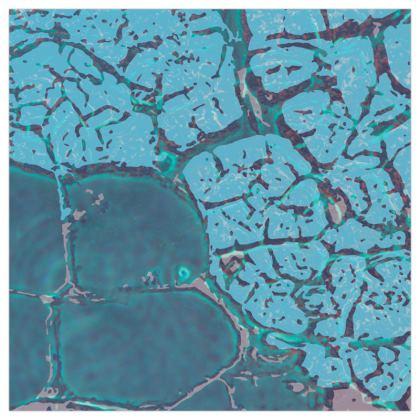 Greener-Grass Hypo-Realism Art Print